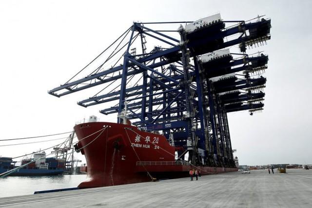 Στα σκαριά η συγχώνευση της COSCO και της China Shipping Container Lines Co.