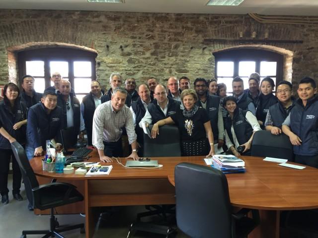 3ο συνέδριο διεθνών αντιπροσώπων της NanoPhos