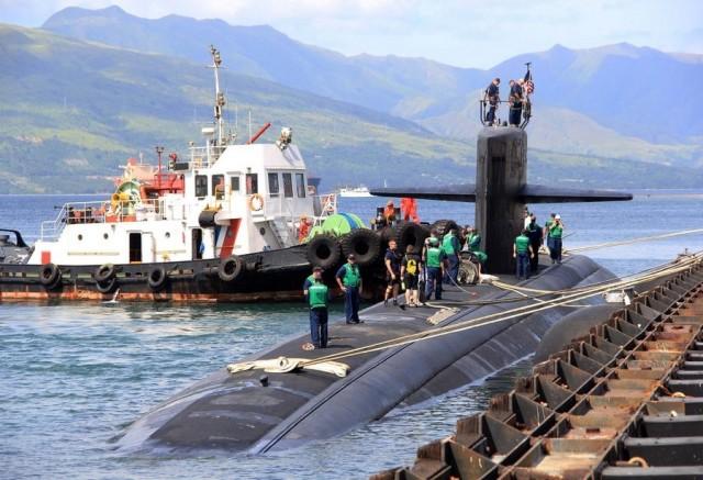 Αυξάνεται η στρατιωτική βοήθεια των ΗΠΑ προς τη Μανίλα λόγω Κίνας