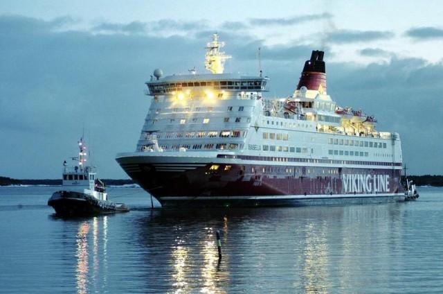 Η ΕΕ χρηματοδοτεί τη βελτίωση της θαλάσσιας σύνδεσης μεταξύ Σουηδίας και Φινλανδίας