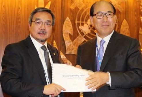 Η Γενική Συνέλευση του ΙΜΟ ενέκρινε την τοποθέτηση του Kitack Lim ως γενικού γραμματέα του Οργανισμού