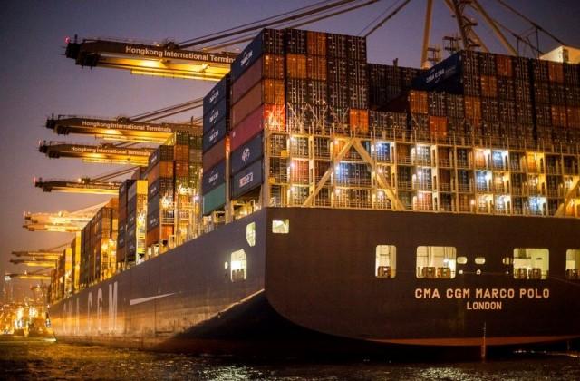 Ο γαλλικός όμιλος CMA CGM επιτυγχάνει σημαντική μείωση εκπομπών C0₂