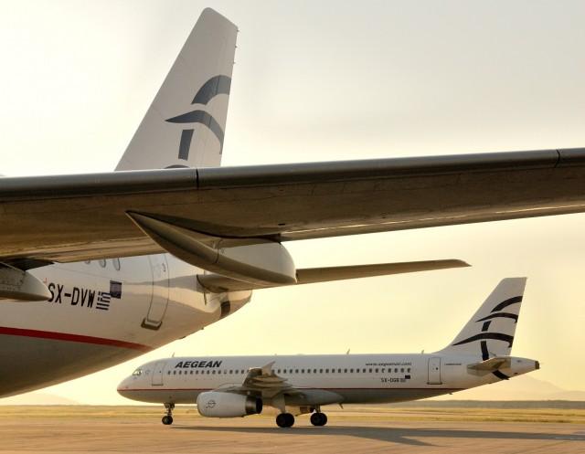 Αυξημένα καθαρά κέρδη (και χαμόγελα) για την Aegean Airlines