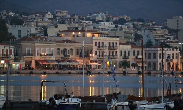 Εκδήλωση με θέμα τη σύνδεση της Χίου με το λιμάνι των Μεστών