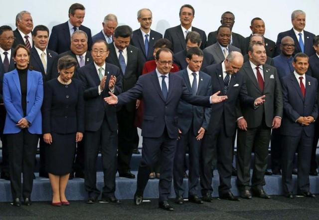 Δελχί και Πεκίνο πνίγονται στο νέφος ενώ οι ηγέτες συνομιλούν για το κλίμα στο Παρίσι