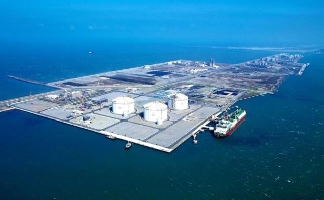 Η Ρωσία σχεδιάζει την κατασκευή σταθμού υγροποίησης φυσικού αερίου στη Μαύρη Θάλασσα