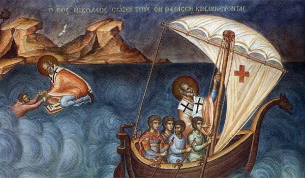 Άγιος Νικόλαος: η μνήμη του εορτάζεται σε Ανατολή και Δύση στις 6 Δεκεμβρίου
