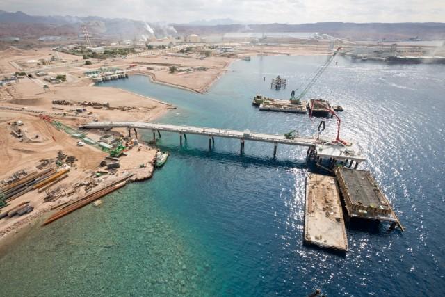 Αυξάνονται οι ανάγκες της Ιορδανίας για εισαγωγές LNG