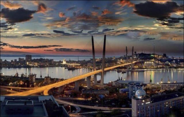 Το υπερφιλόδοξο σχέδιο του Πούτιν στη ρωσική Άπω Ανατολή, ένας νέος κόμβος μεταφορών