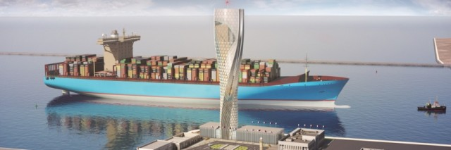 Ένας νέος εμπορικός λιμένας κατασκευάζεται στα νότια της Ντόχα