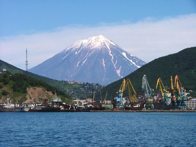 Νέα μαρίνα κατασκευάζεται στην χερσόνησο Καμτσάτκα, στις ρωσικές ακτές του Ειρηνικού