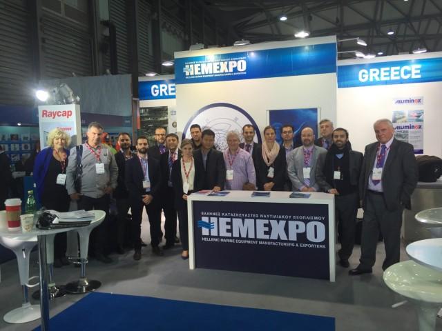 Το ταξίδι της  HEMEXPO στην Κίνα