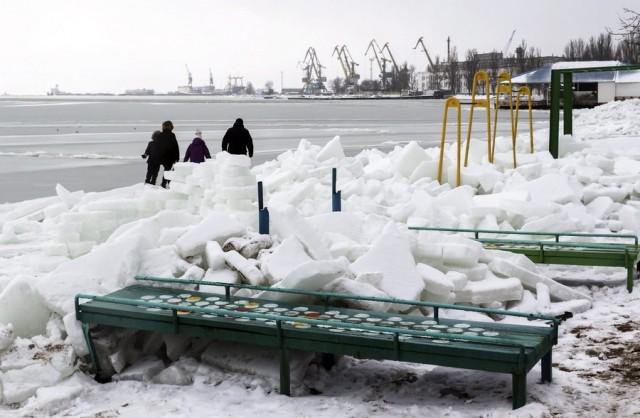 Τα φορτία που διακινήθηκαν από ρωσικά και ουκρανικά λιμάνια σε Αζοφική και Μαύρη Θάλασσα