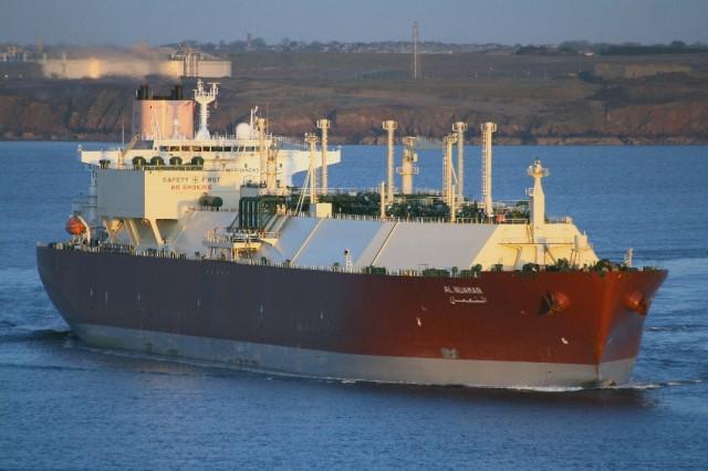 Έφτασε στην Πολωνία το πρώτο φορτίο LNG από το Κατάρ