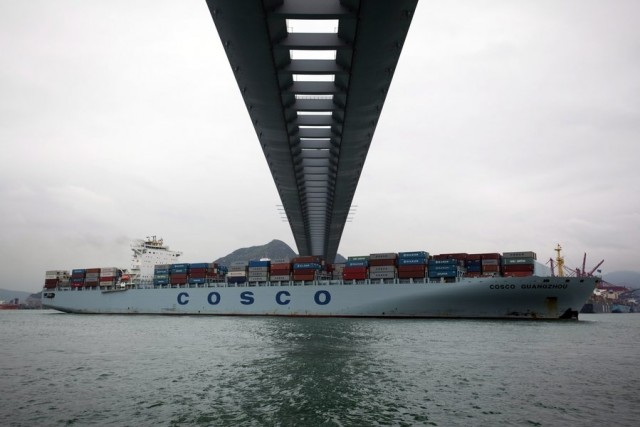 COSCO και China Shipping: Η συγχώνευση των δύο κολοσσών