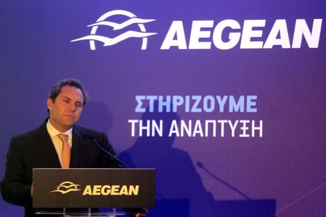 Θετική εξέλιξη για τον τουρισμό η υπογραφή της σύμβασης παραχώρησης δηλώνει η Aegean
