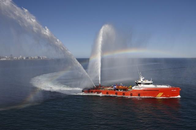 Η Damen παρέδωσε νέο πλοίο στην εταιρεία P&O Repasa