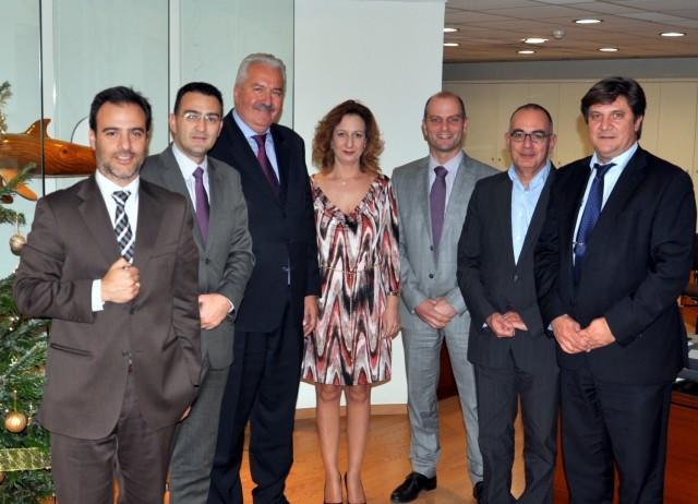 Το νέο Δ.Σ. της Ένωσης Τραπεζικών και Χρηματοοικονομικών Στελεχών Ελληνικής Ναυτιλίας