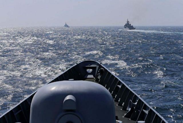 Αμείωτη η ναυτιλιακή ένταση στη Μαύρη Θάλασσα