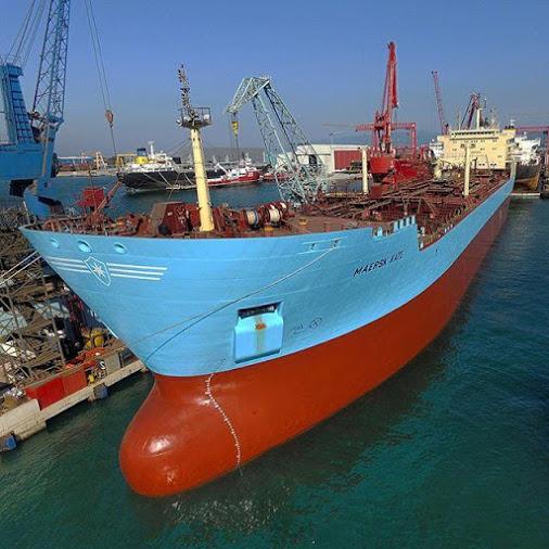 Προχωράει η αναδιοργάνωση και στελεχιακή σμίκρυνση της Maersk Line