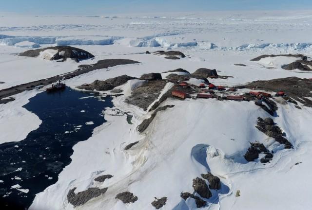 Πολωνικό ναυπηγείο κατασκευάζει νέο πλοίο για τις ανάγκες της Γαλλίας στην Ανταρκτική