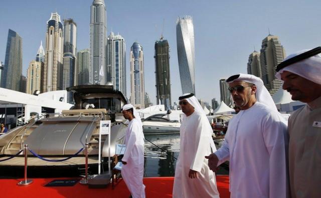 To Ντουμπάι αποπληρώνει πρόωρα 2 δισεκατομμύρια δηνάρια προς τις τράπεζες
