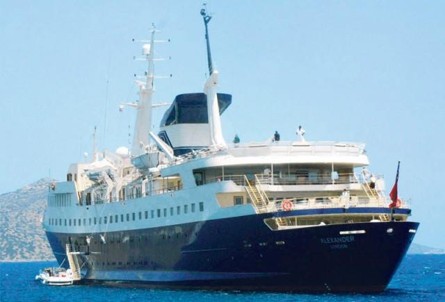 $ 37 εκατ. πωλείται η θαλαμηγός του καπετάν Γιάννη Λάτση
