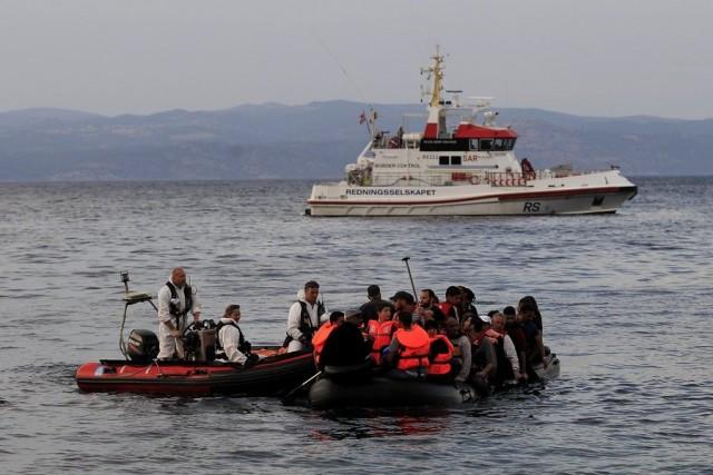 293 συνοριοφυλάκες και 15 πλοία στα ελληνικά νησιά στέλνει η FRONTEX