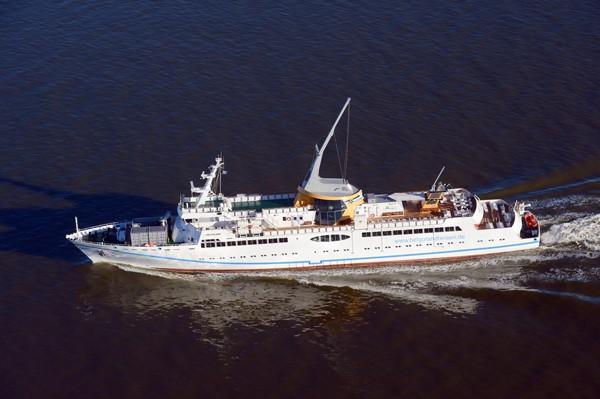Helgoland: Tο πρώτο γερμανικό επιβατηγό πλοίο που κινείται με LNG