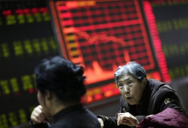 Ανεστάλησαν οι συναλλαγές στα χρηματιστήρια της Κίνας