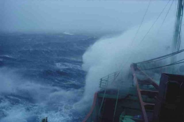 Ακυβερνησία Φ/Γ πλοίου δυτικά του Ακρωτήριου Ταίναρου