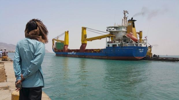 Έκτακτο: απαγόρευση κυκλοφορίας στον λιμένα του Αden