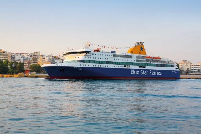 Silver Βραβείο κέρδισε η Blue Star Ferries