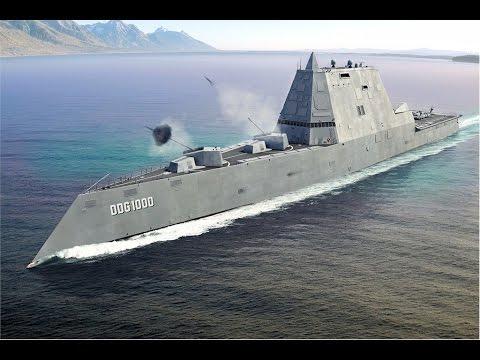 Το νέο Destroyer του αμερικανικού Π.Ν. κλέβει τις εντυπώσεις