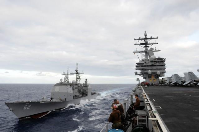 Μόνιμη αποστολή στη Μεσόγειο σχεδιάζει να αναπτύξει το Π.Ν. των ΗΠΑ