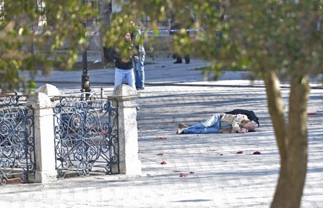 Τρομοκρατικό κτύπημα στην Κωνσταντινούπολη: 10 νεκροί, πολλοί τραυματίες