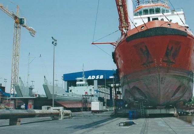 Νέος ναυπηγικός κολοσσός γεννάται στα Ηνωμένα Αραβικά Εμιράτα