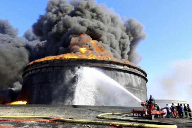 Υψηλή επικινδυνότητα για ναυτικούς και πλοία στην ανατολική Λιβύη