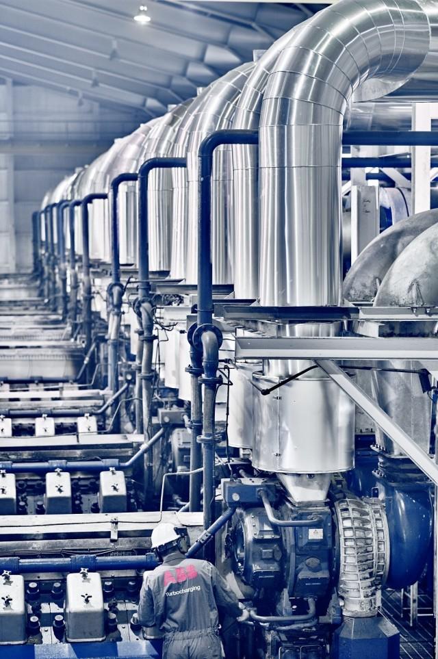 Σημαντική απόδοση επί της επένδυσης για τους υπερσυμπιεστές της ABB