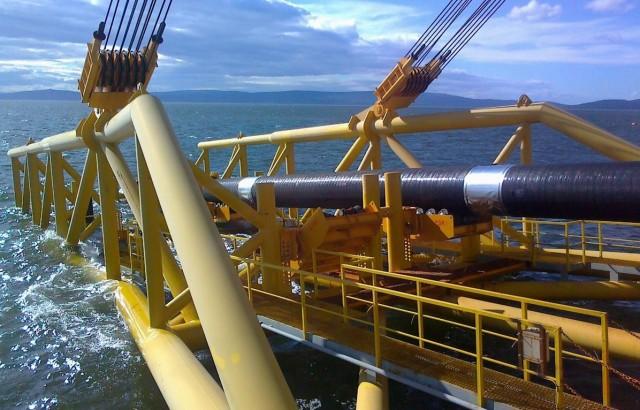 Στον πάγο ο αγωγός Turkish Stream από την Ρωσία