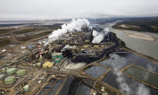 Έτοιμα τα Ευρωπαϊκά διυλιστήρια για εισαγωγές tar sand πετρελαίου