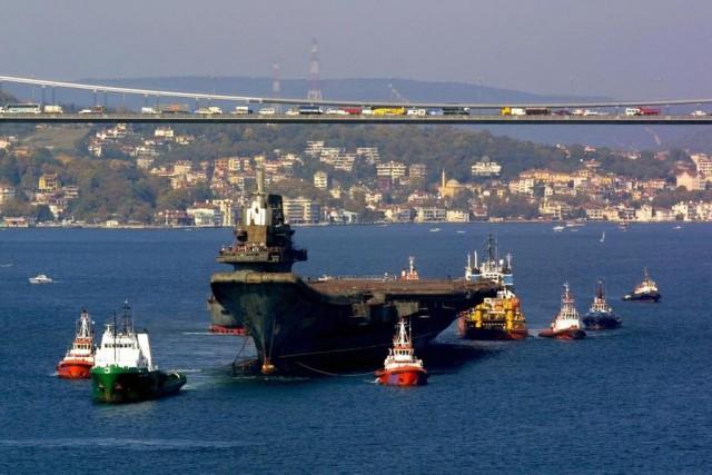 Η Τουρκία αυξάνει τα πρόστιμα για τη θαλάσσια ρύπανση