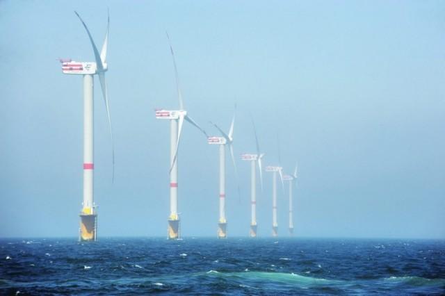 Η αιολική ενέργεια αντιπροσωπεύει το 42,1% της παραγόμενης ενέργειας στην Δανία