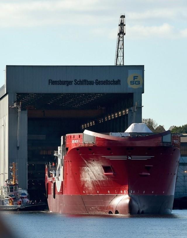"""H Γερμανική κυβέρνηση προχωρά στην """"επιδότηση"""" της γερμανικής ναυτιλιακής βιομηχανίας"""