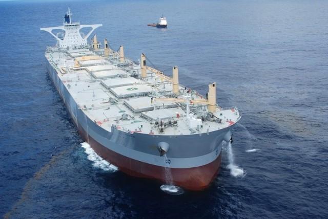"""Η ναυλαγορά χαρακτηρίζεται σαν την """"τέλεια καταιγίδα"""""""