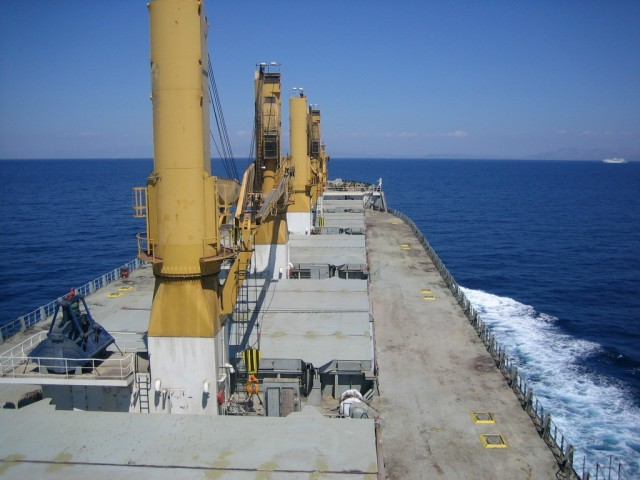 """Τα πλοία """"ζόμπι"""" και ο δείκτης BDI"""