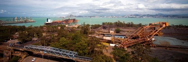 Κλειστός ο λιμένας του Tubarão για εξαγωγές σιδηρομεταλλεύματος από την βραζιλιάνικη πολυεθνική εταιρεία Vale SA