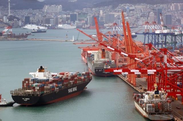 Το λιμάνι του Busan αναμένει 20.000.000 TEU για το 2016