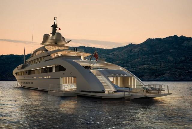 Δείτε σε βίντεο το πιο εντυπωσιακό super yacht του 2016!