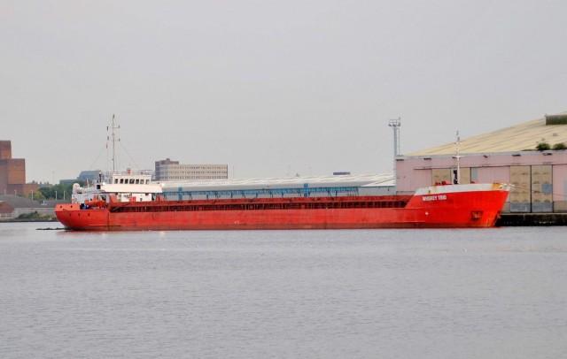 Πλοίο που μεταφέρει εκρηκτικά κρατείται από τις σουηδικές αρχές